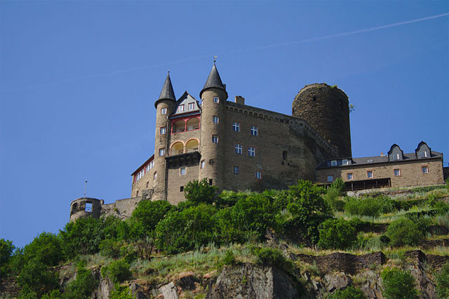 Burg Katz, St. Goarshausen