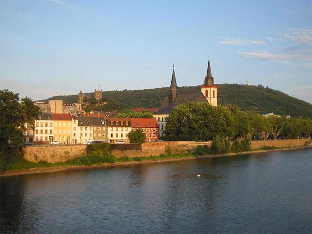 Burg Klopp, Bingen am Rhein