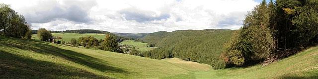 Wandern in der Eifel, Kaltenborn