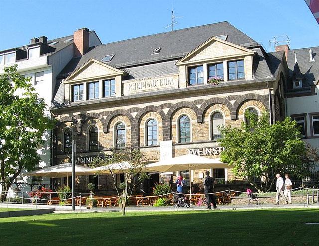 Rheinmuseum in Koblenz