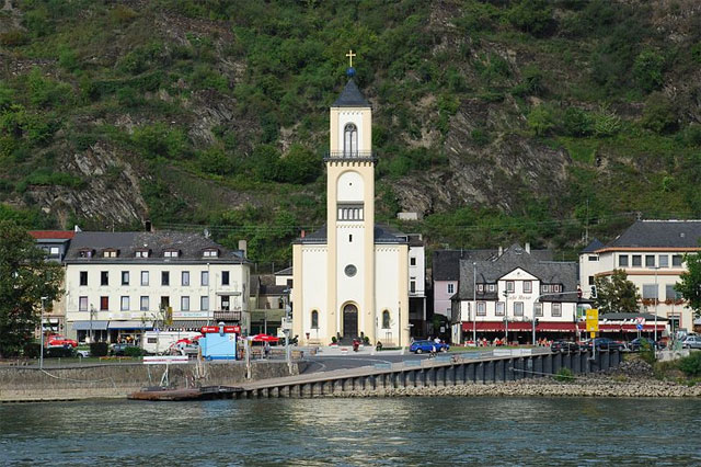 Sankt Goarshausen, Loreley