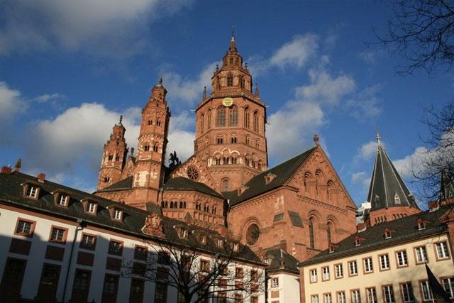 Mainzer Dom - Kaiserdom, Mainz
