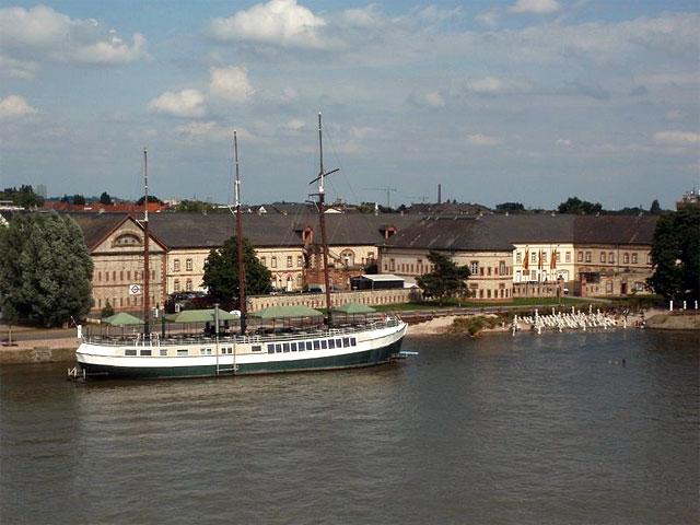 Reduit in Mainz-Kastel
