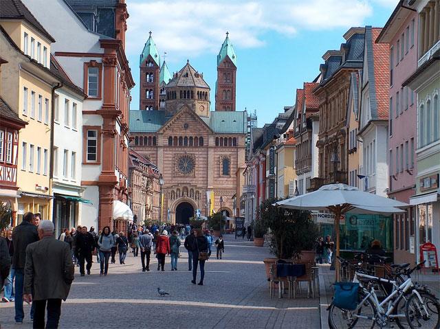 Speyer, Rheinland Pfalz
