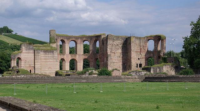 Kaiserthermen von Trier