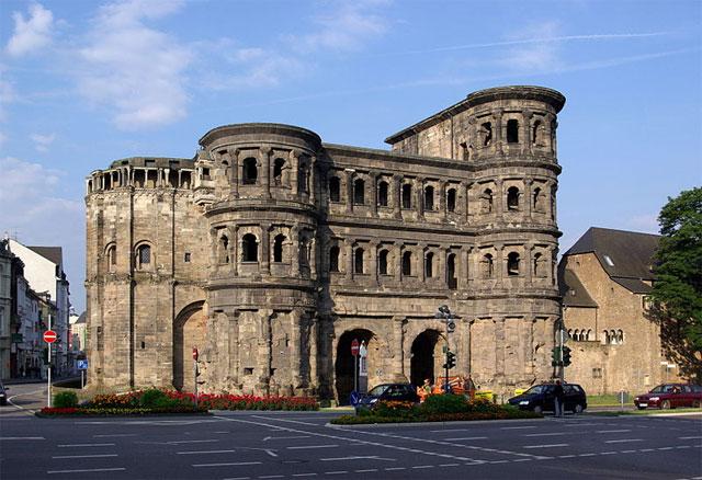 Stadttor von Trier, Porta Nigra