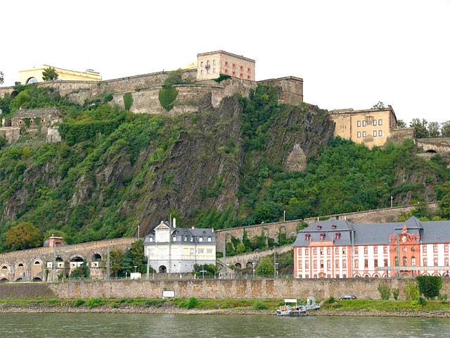 Festung Ehrenbreitstein, Koblenz