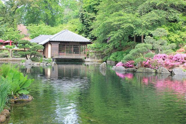 Japanischer Garten, Kaiserslautern