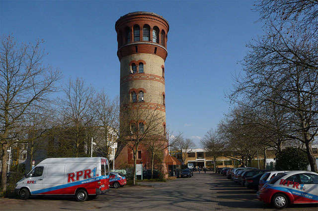Wasserturm, Ludwigshafen