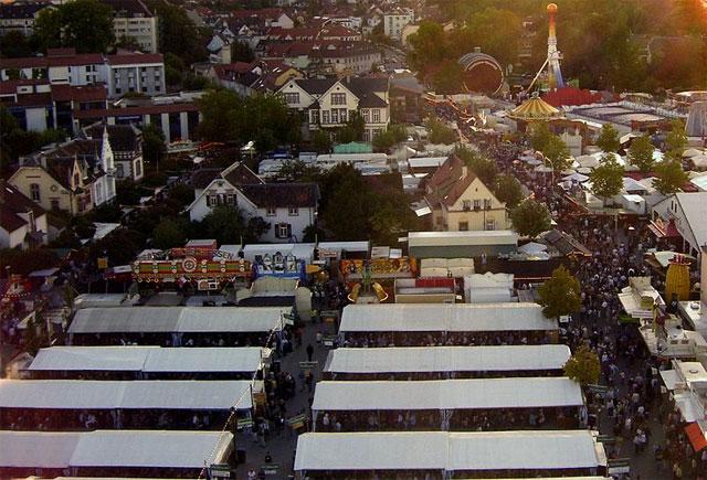 Wurstmarkt in Bad Dürkheim